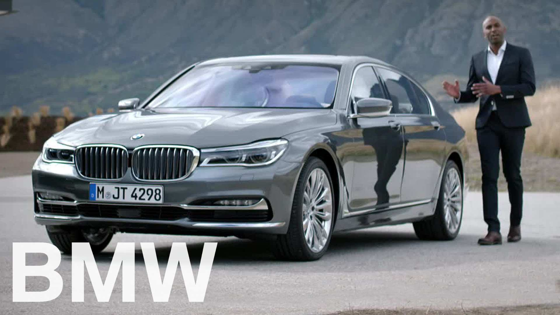 37 All New 2020 BMW 7 Series Perfection New Speed Test