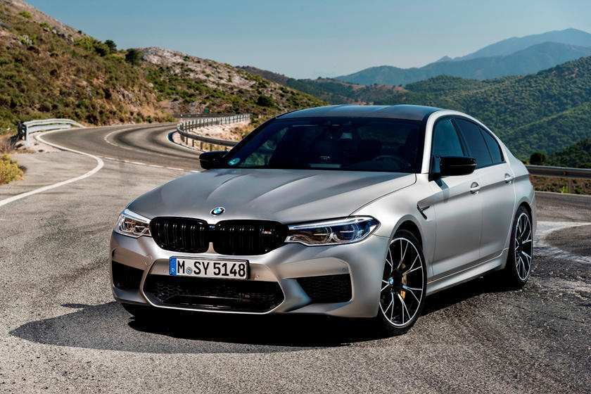 37 All New 2020 BMW M5 Pricing