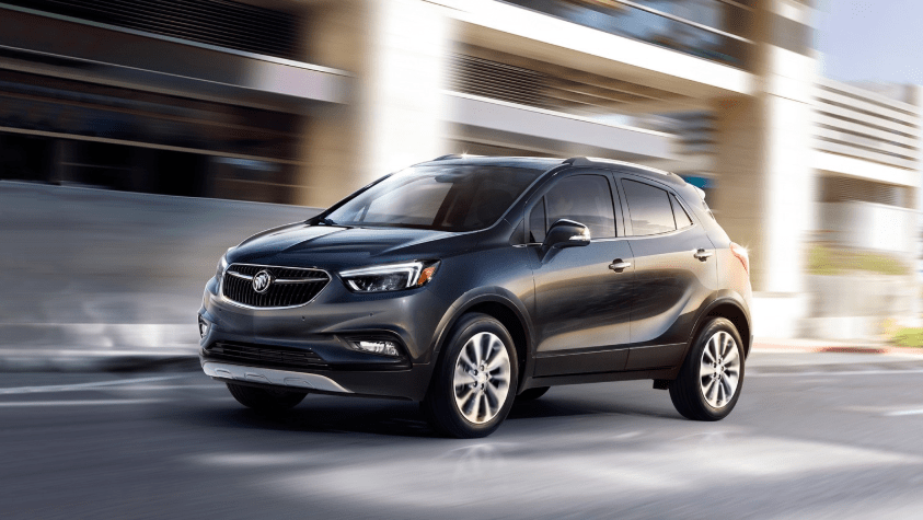37 All New 2020 Buick Encore Changes Spesification