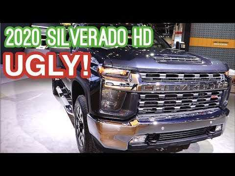 37 All New 2020 Chevrolet Hd Ugly Research New
