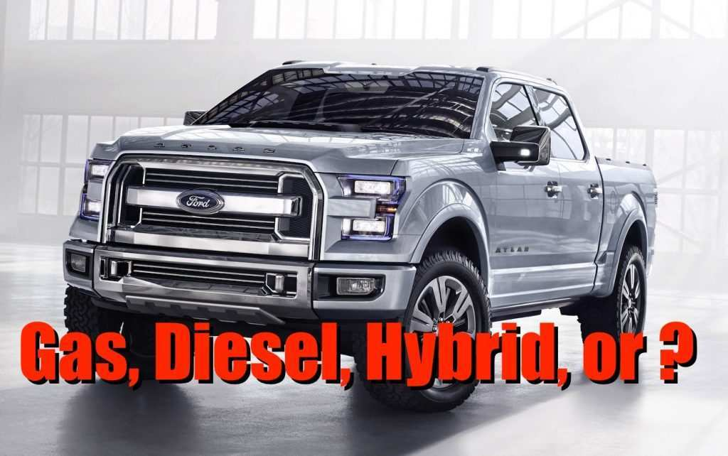37 All New 2020 Ford Atlas Engine New Review