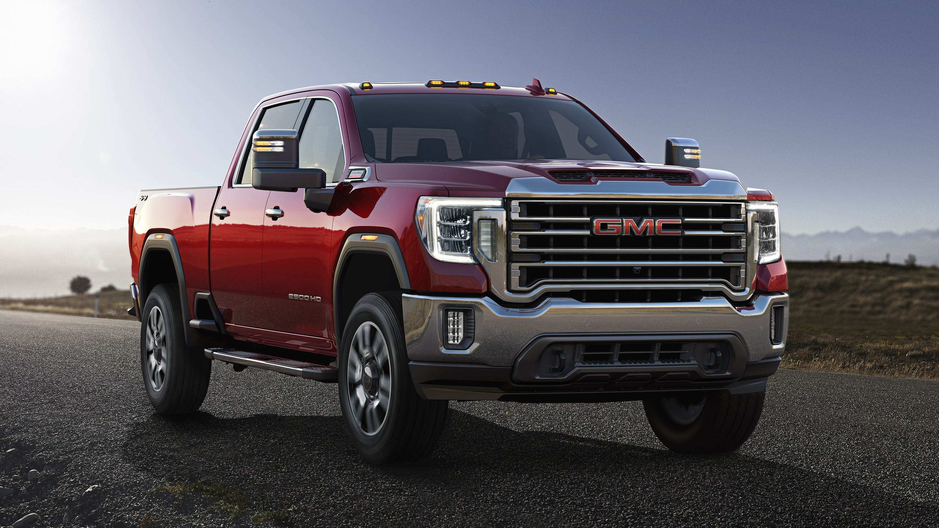 37 All New 2020 GMC 2500 6 6 Gas First Drive