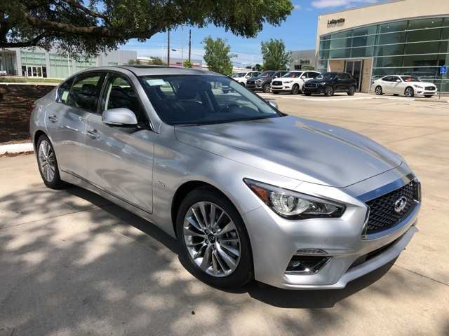 37 All New 2020 Infiniti Q50 First Drive