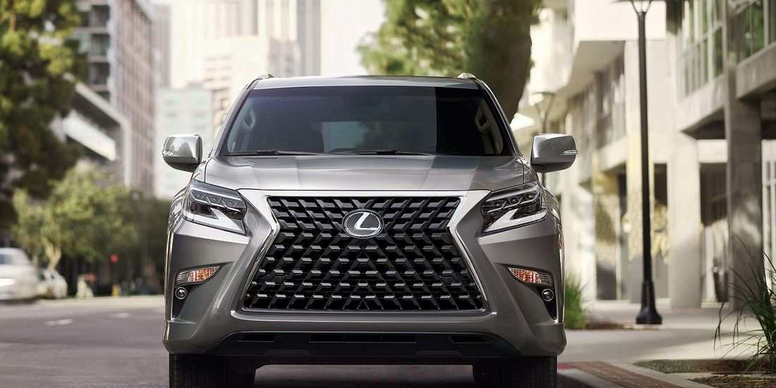 37 All New 2020 Lexus Gx Research New