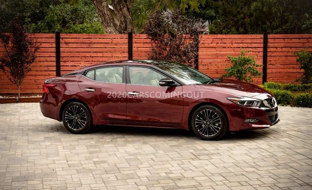 37 All New 2020 Nissan Maxima Nismo Redesign And Concept