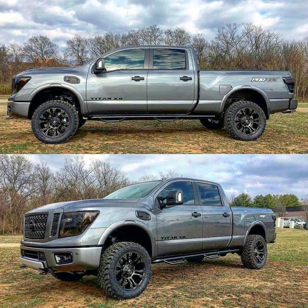 37 All New 2020 Nissan Titan Xd Release Date And Concept