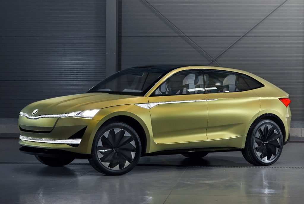 37 All New 2020 Skoda Snowman Full Preview Style