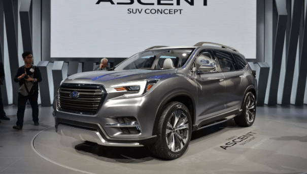 37 All New 2020 Subaru Ascent Release Date Interior
