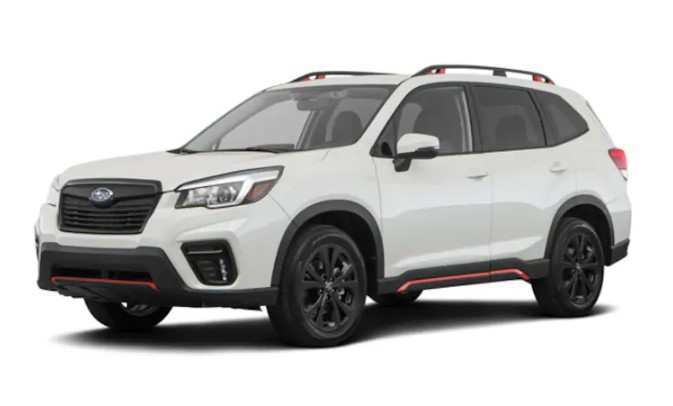 37 All New 2020 Subaru Crosstrek New Review