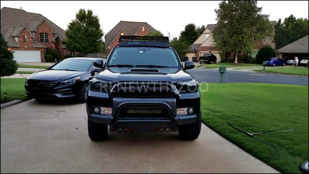 37 All New 2020 Toyota 4Runner Spesification