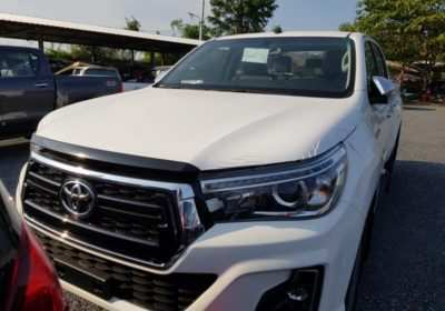 37 All New 2020 Toyota Hilux Wallpaper