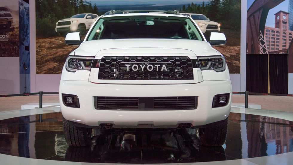 37 All New 2020 Toyota Sequoias New Model And Performance