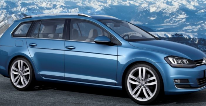 37 All New 2020 Volkswagen Golf Sportwagen Review