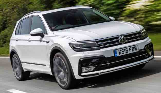 37 All New 2020 Volkswagen Tiguan Release Date Release Date And Concept