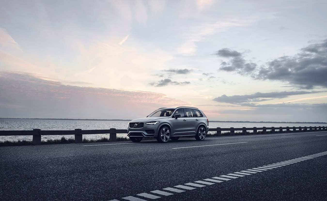 37 All New 2020 Volvo XC90 Exterior
