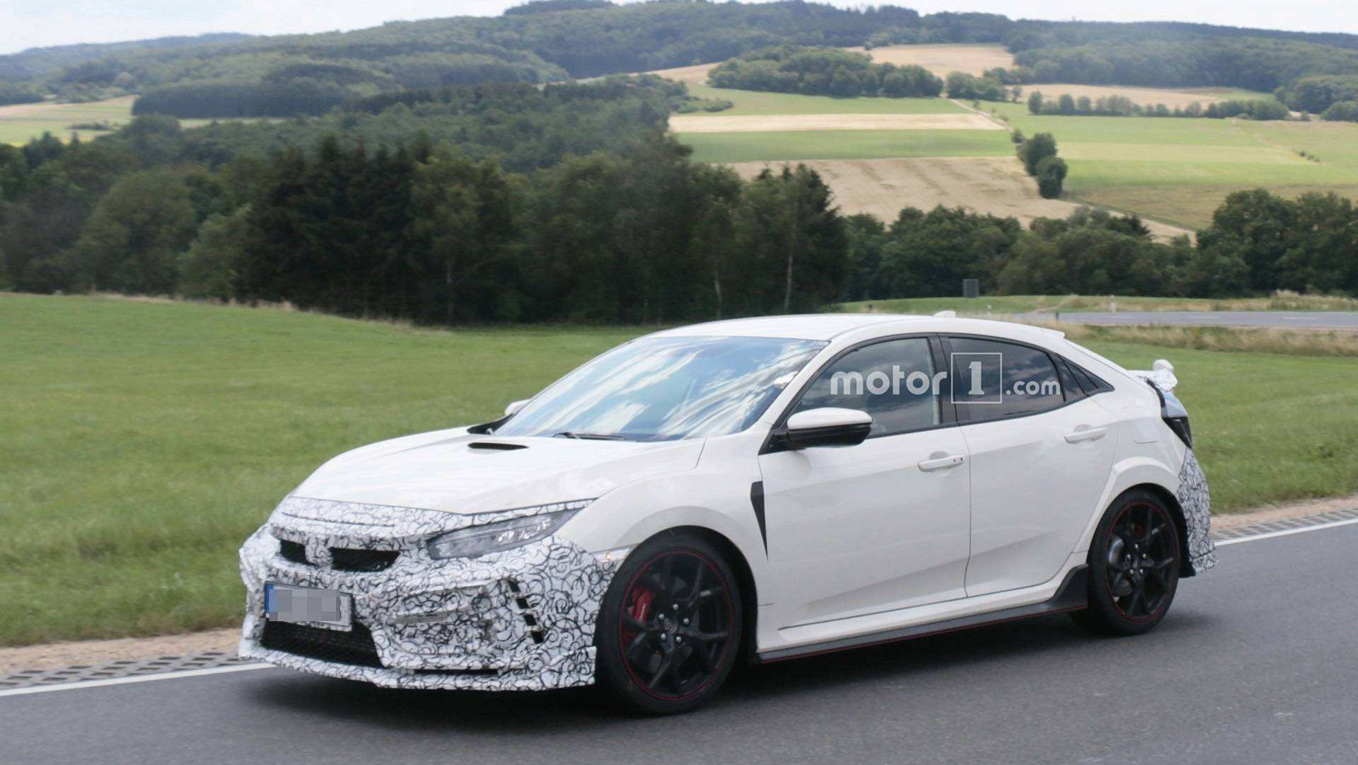 37 All New Honda Type R Automatic 2020 Concept And Review