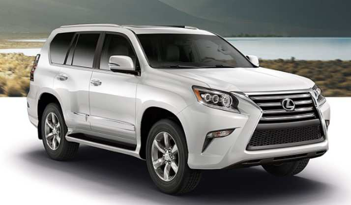 37 All New Lexus Gx 2019 Spy Release Date And Concept