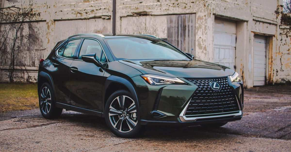 37 All New Lexus Ux 2019 Price 2 Images