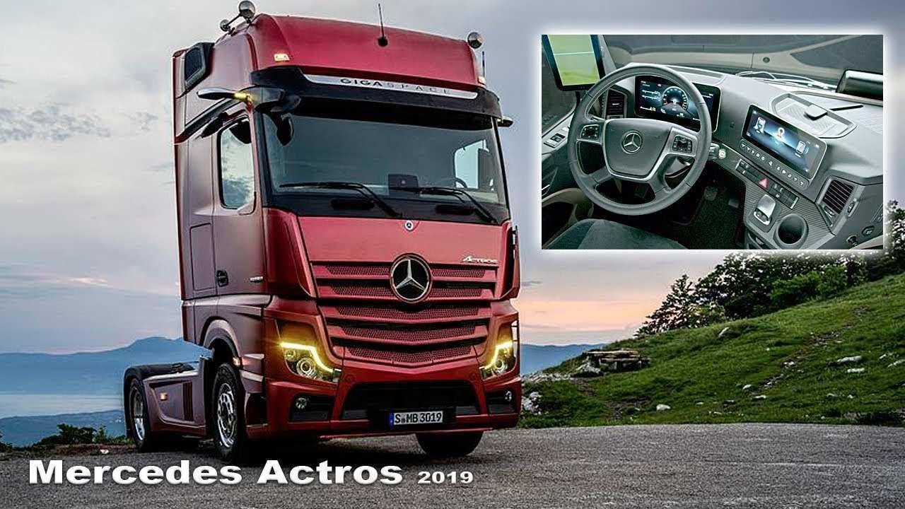 37 All New Mercedes Truck 2019 Research New