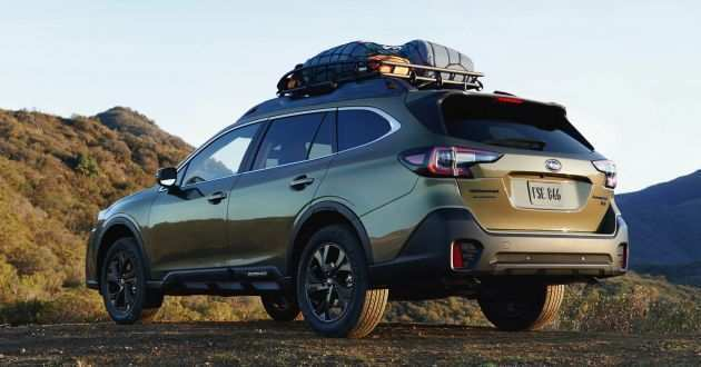 37 All New New Generation 2020 Subaru Outback New Concept