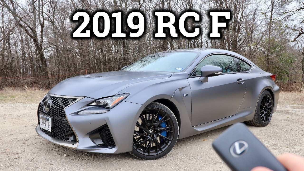 37 All New Rcf Lexus 2019 Model