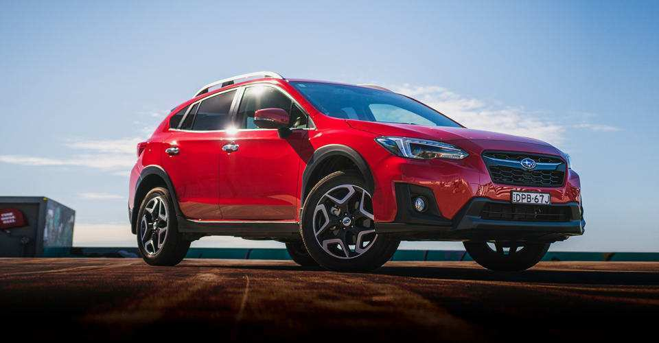37 All New Subaru Xv 2019 Review Exterior