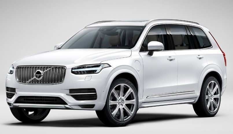 37 All New Volvo Xc90 Facelift 2019 Performance And New Engine