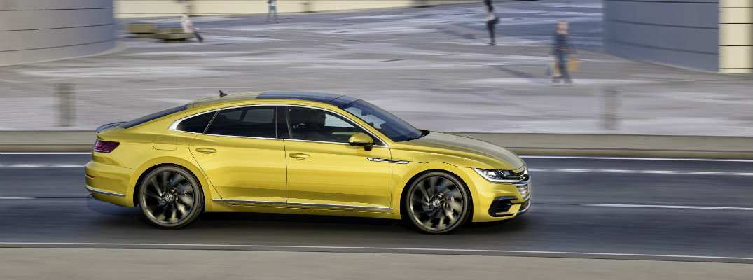 37 All New Vw 2019 Arteon Release Date And Concept