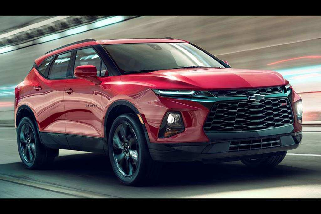 37 Best 2019 Chevy Trailblazer Redesign And Review