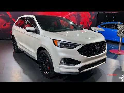 37 Best 2019 Ford Edge Sport Specs