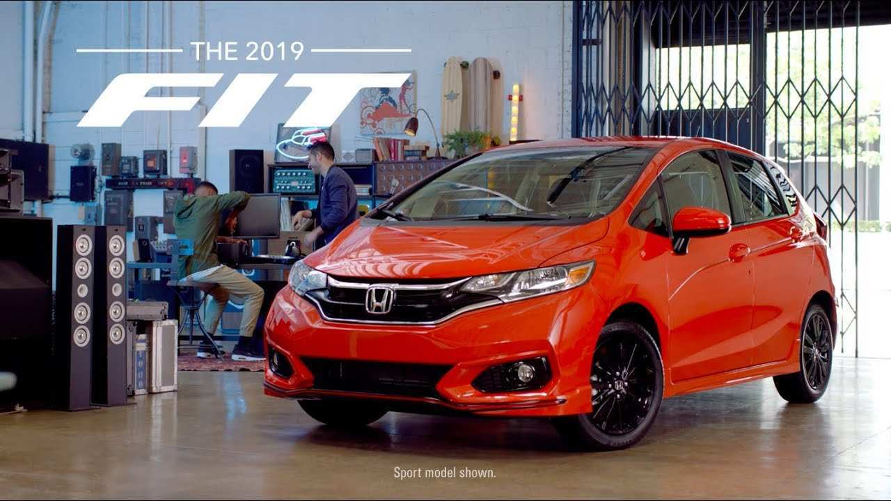 37 Best 2019 Honda Fit Price Design And Review