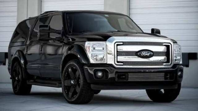 37 Best 2020 Ford Excursion Price