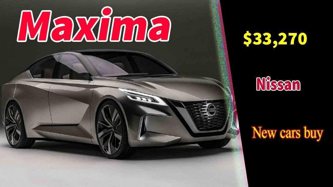 75 All New 2020 Nissan Maxima Nismo Review and Release ...