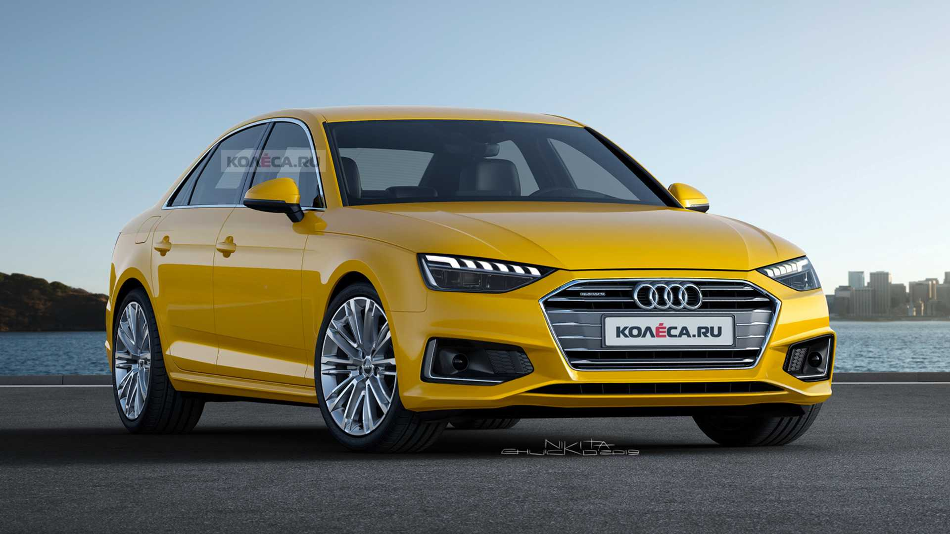 37 Best Audi A4 Model Year 2020 Performance