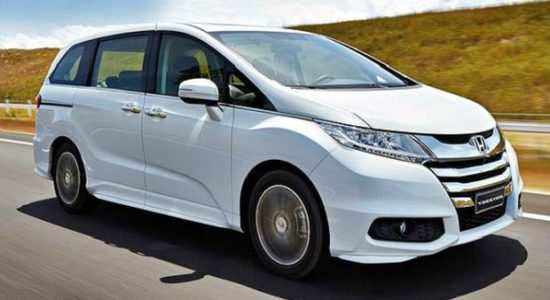 37 Best Honda Odyssey 2020 Redesign Concept And Review