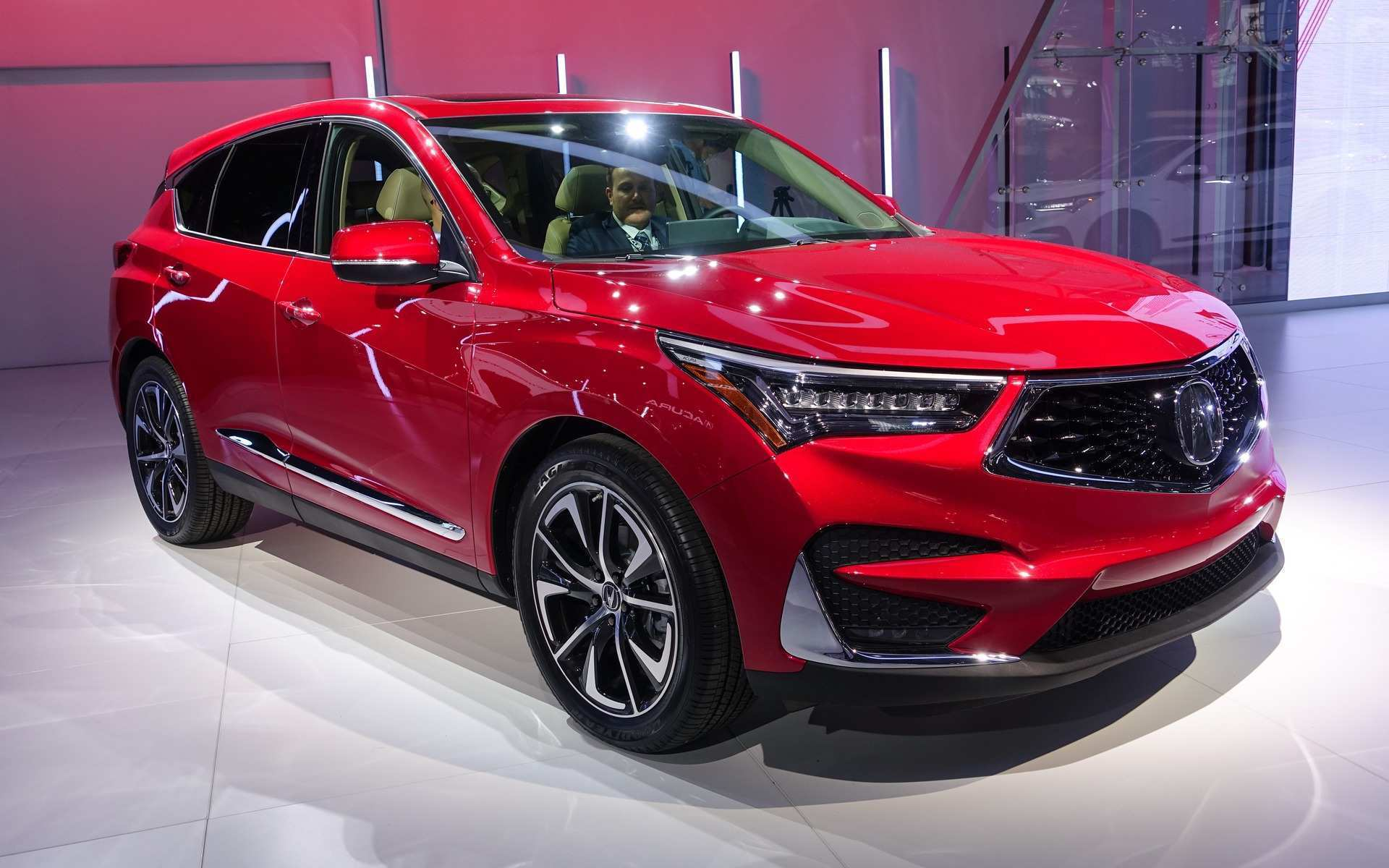 37 New 2019 Acura RDX Images