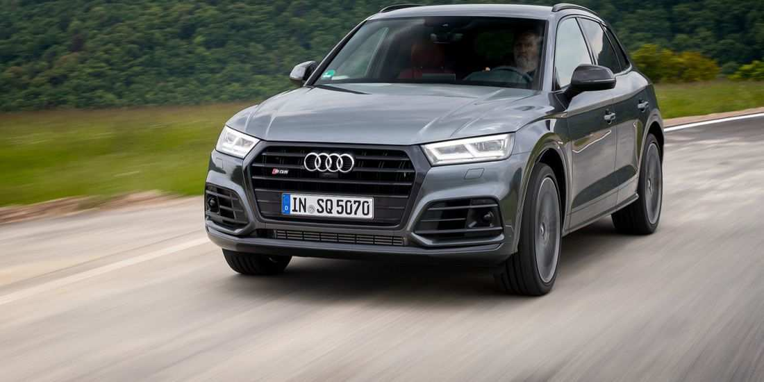 37 New 2019 Audi Sq5 Performance And New Engine