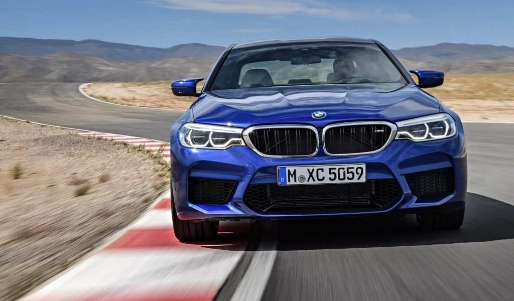 37 New 2019 BMW M5 Get New Engine System Style