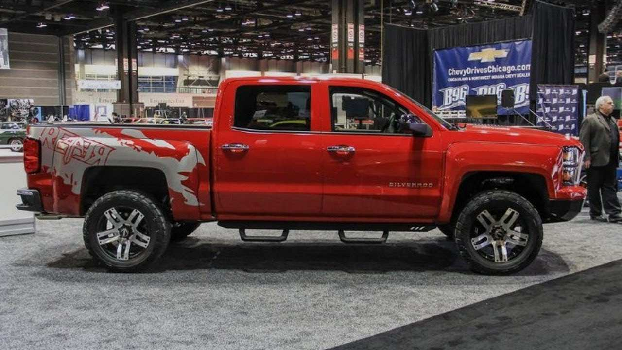 37 New 2019 Chevy Reaper Redesign And Review