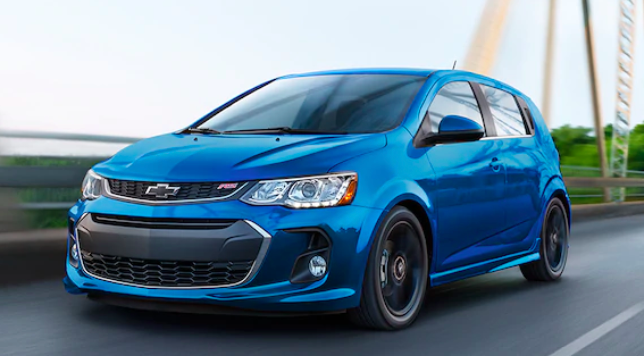 37 New 2019 Chevy Sonic Exterior And Interior