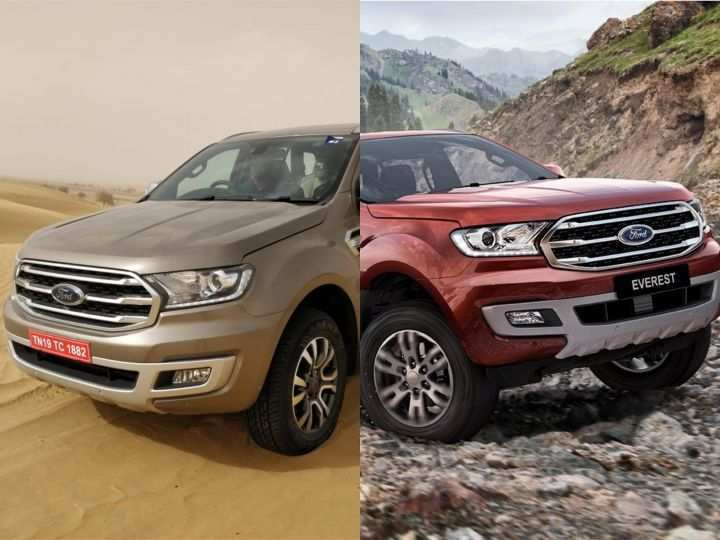 37 New 2019 Ford Everest Redesign And Review