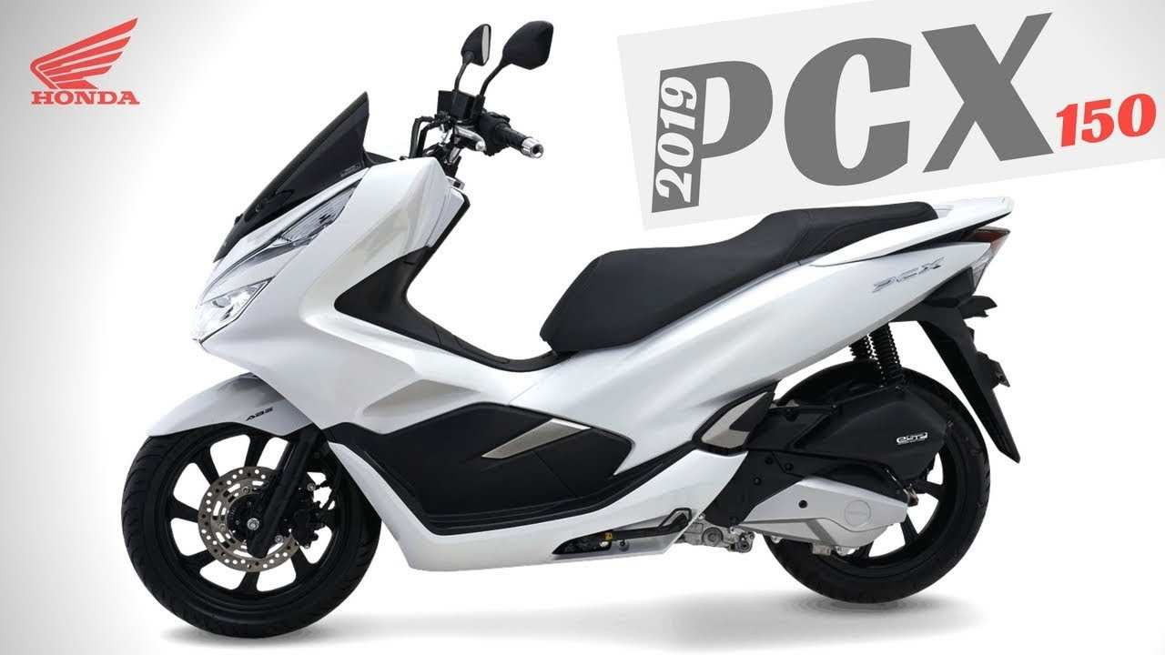 37 New 2019 Honda Pcx150 Concept And Review