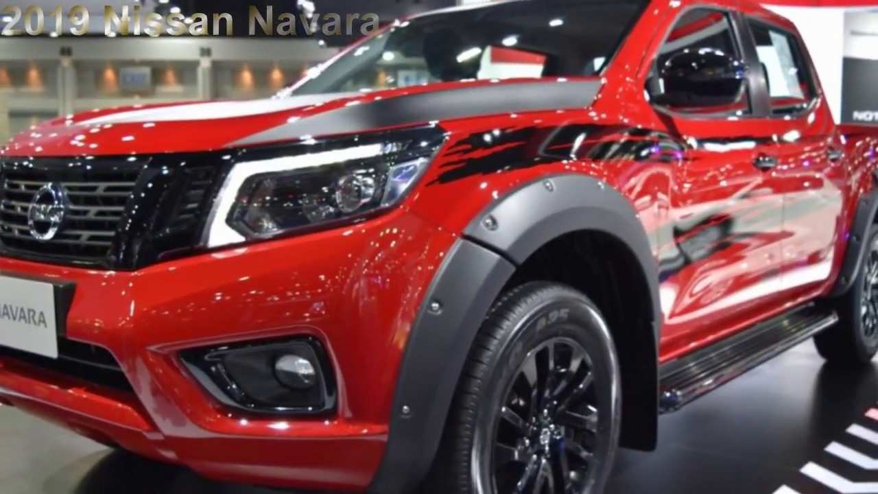 37 New 2019 Nissan Navara Spesification