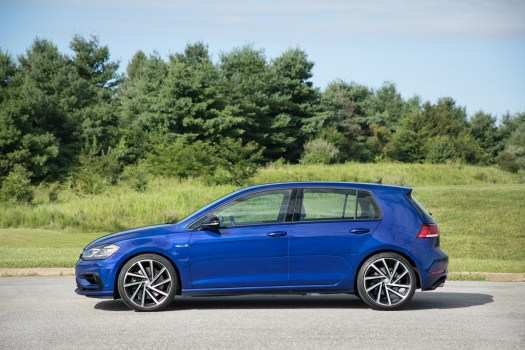 37 New 2019 VW Golf R USA New Concept