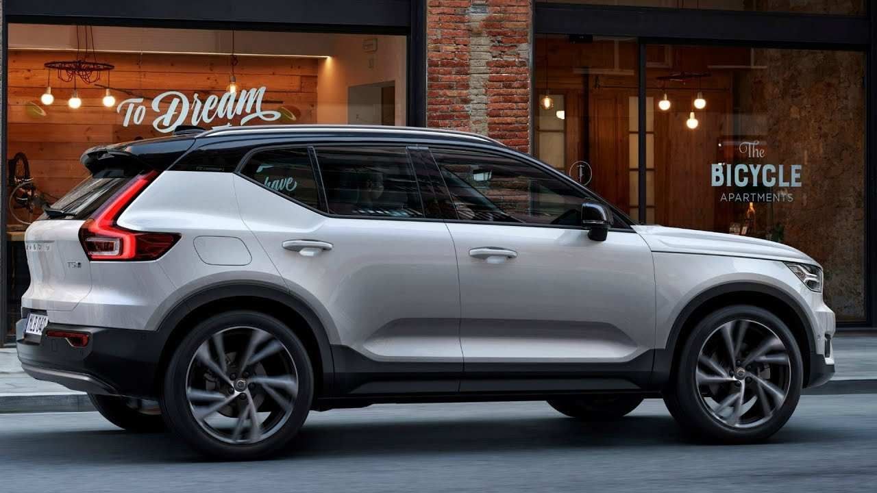 37 New 2019 Volvo Xc40 T5 R Design New Concept