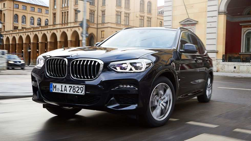 37 New 2020 BMW X3 Performance And New Engine