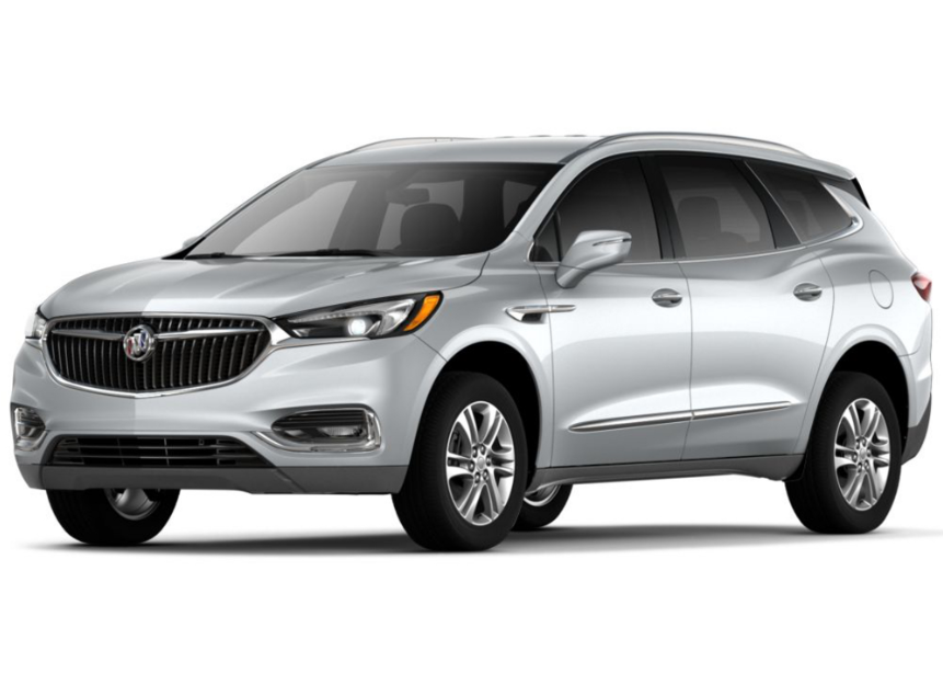 37 New 2020 Buick Enclave History