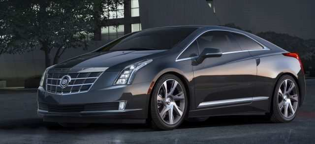 37 New 2020 Cadillac ELR S First Drive