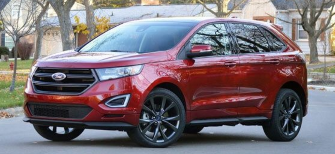 37 New 2020 Ford Edge History