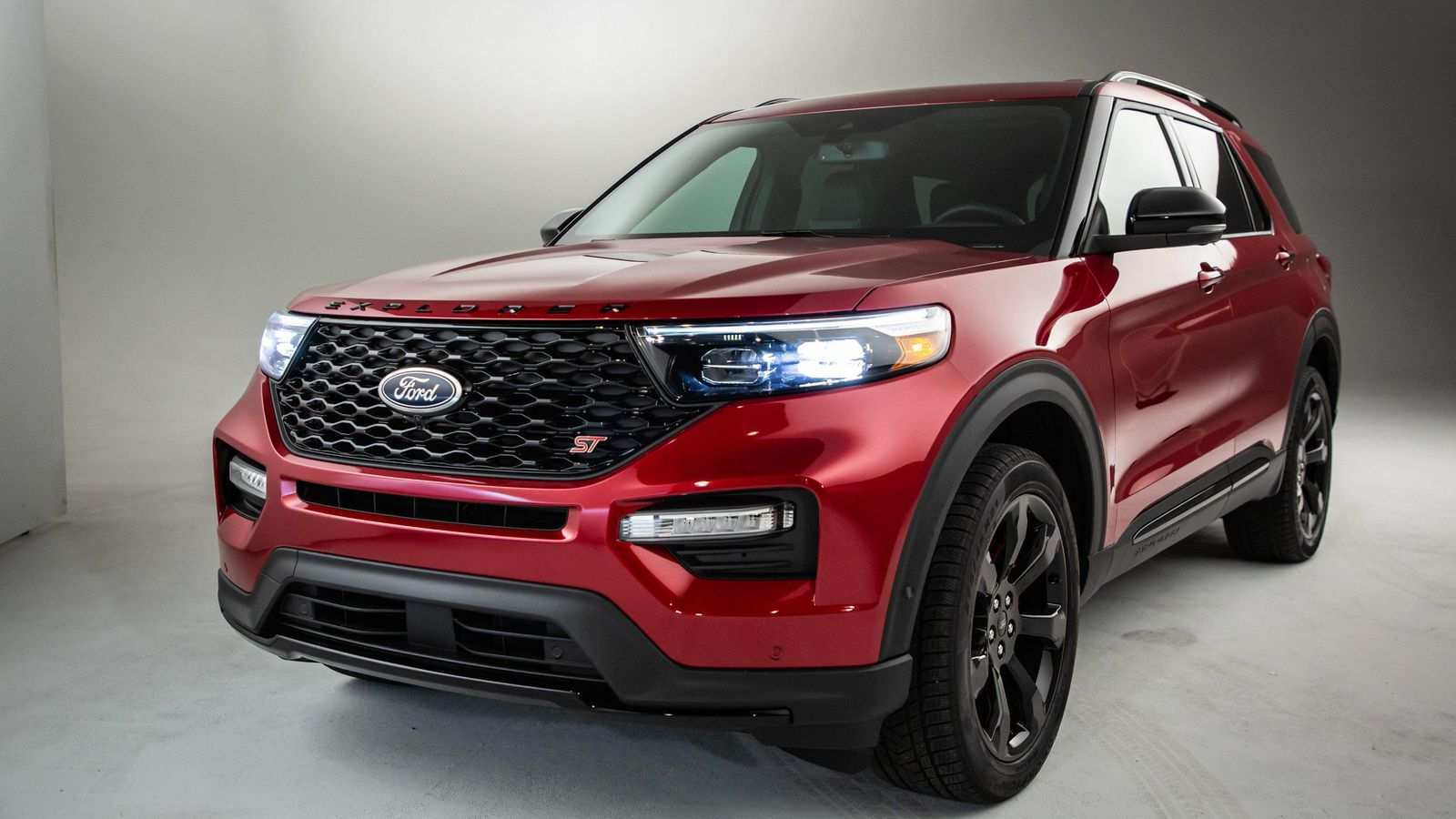 37 New 2020 Ford Explorer Sports Model